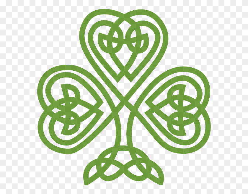 Free Celtic Clip Art Celtic Cross Image - Scroll Patterns Clipart