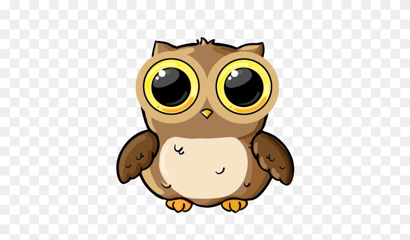 Free Clip Art Animals Owl - Nocturnal Animals Clipart