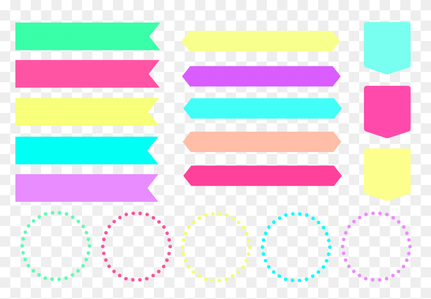 Free Clip Art Banner Shapes Clipart Clipart Image - Simple Banner Clipart