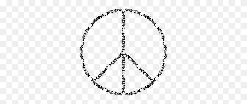 300x295 Free Clip Art Dove Of Peace - Free Dove Clipart