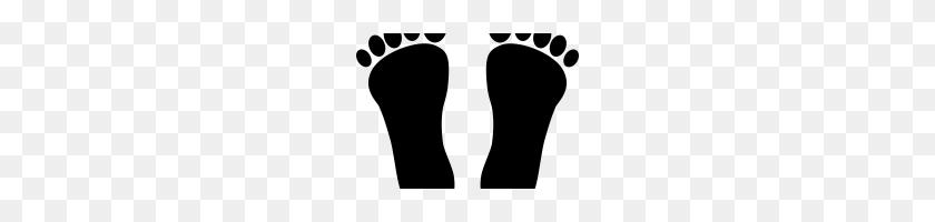 Free Clip Art Footprints Cartoon Footprints Clipart Footprint - Footprint Clipart