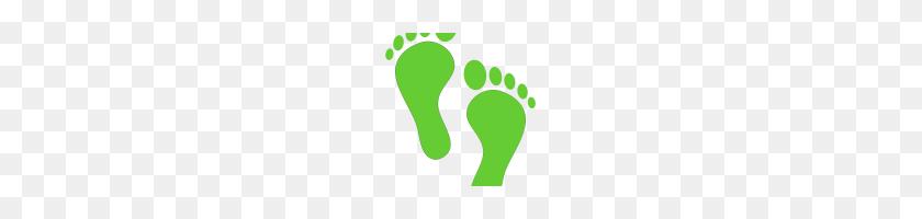 Free Clip Art Footprints Cartoon Footprints Clipart Footprint - Footprint Outline Clipart