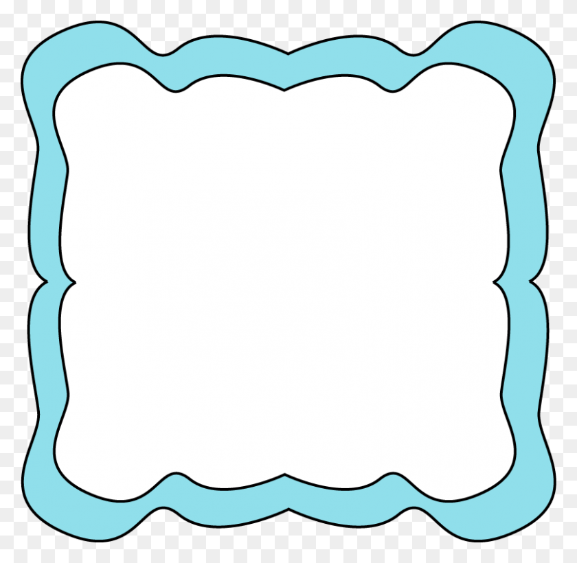 Free Clip Art Holiday Borders - Holiday Frame Clipart