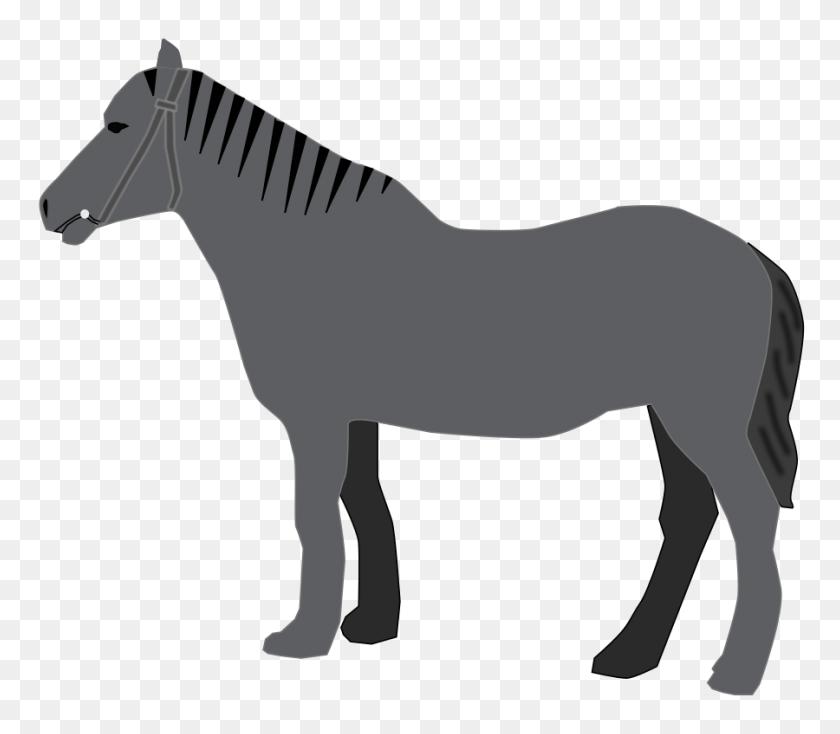 Free Clip Art Horses - Baby Horse Clipart