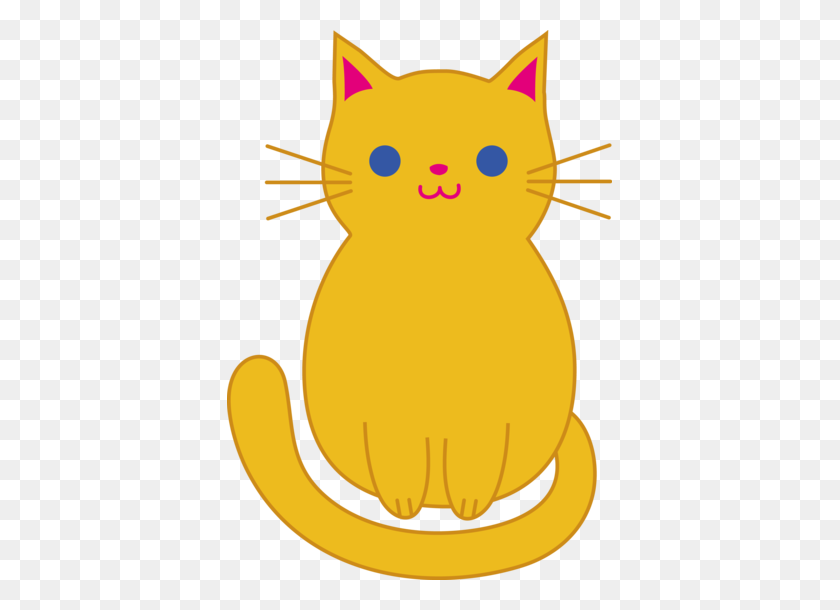 Free Clip Art Of A Cute Chubby Orange Kitty Cat Sweet Clip Art Fat Clipart Stunning Free Transparent Png Clipart Images Free Download