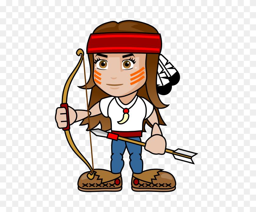 Free Clip Art Of Archery - Coke Clipart