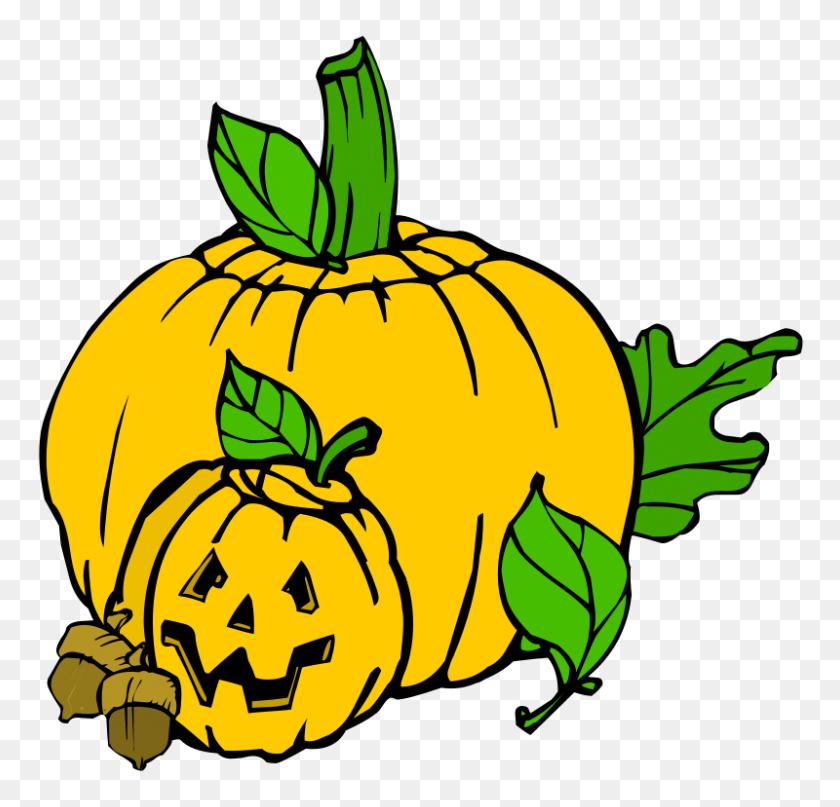 Free Clip Art Pumpkins - Baby Pumpkin Clipart