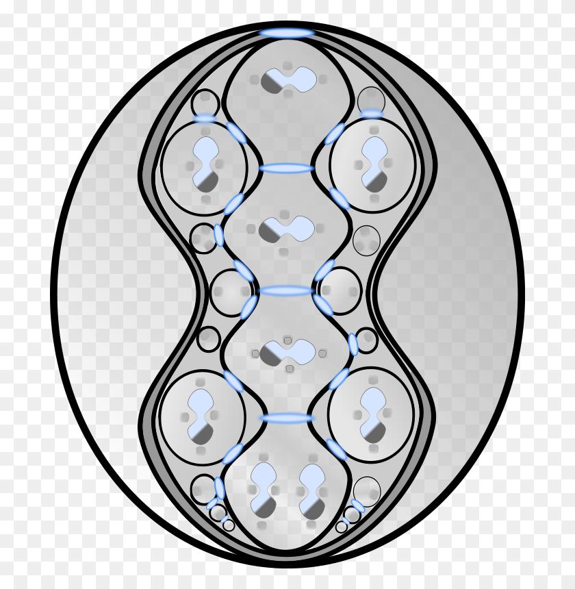 Free Clip Art Sci Fi Laboratory Map - Sci Fi Clipart