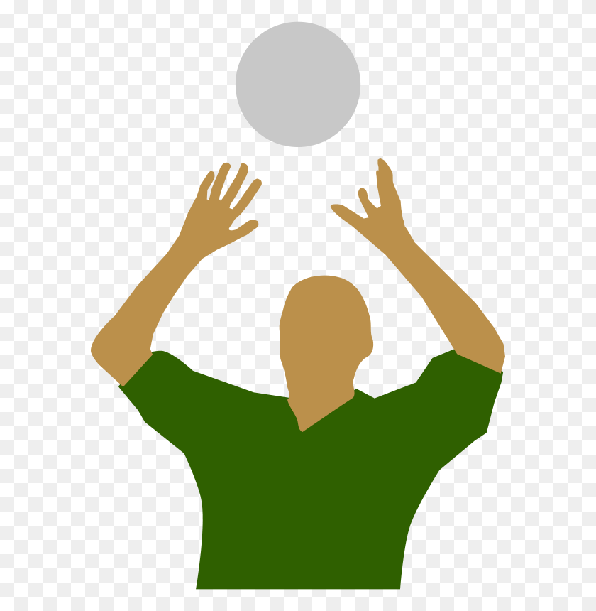 Free Clipart - Volleyball Ball Clipart