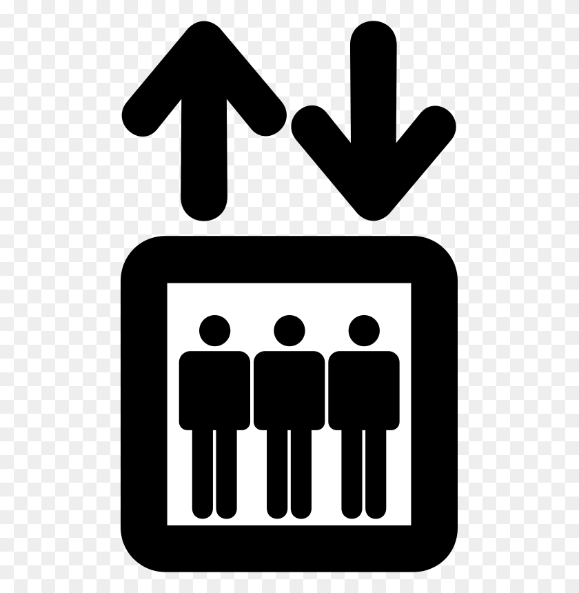 Free Clipart Aiga Elevator Anonymous - Elevator Clipart