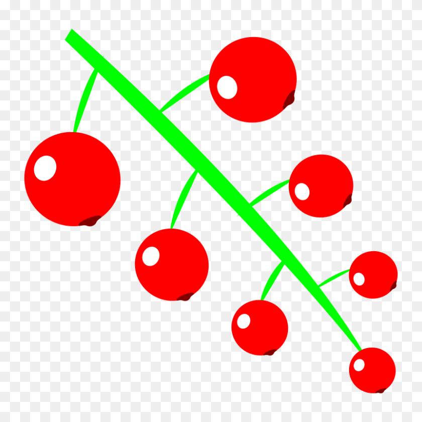 Free Clipart Berries Matheod - Berries PNG