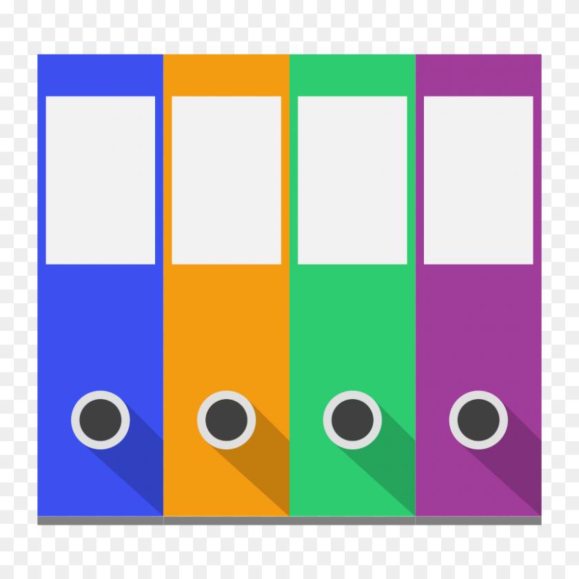 Free Clipart Binders Crisg - Binder Clip Art