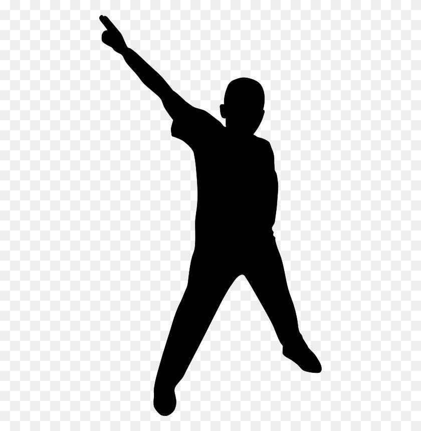 444x800 Free Clipart Boy Dancing Laobc - Free Dance Clip Art