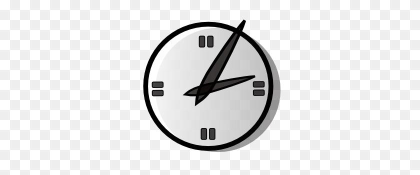 Free Clipart Clock - School Clock Clipart