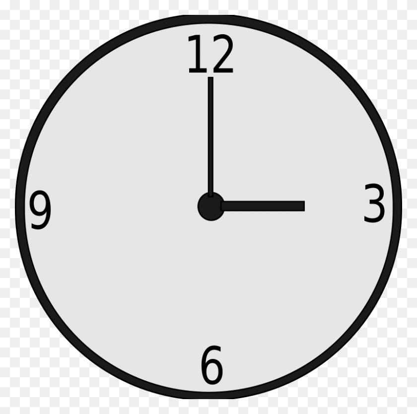 Free Clipart Clock Schoolfreeware - School Clock Clipart