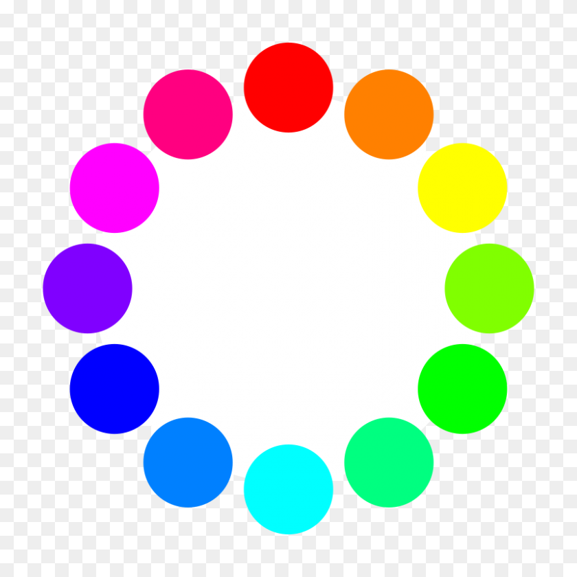 Free Clipart Color Circles - Circles Clipart Free