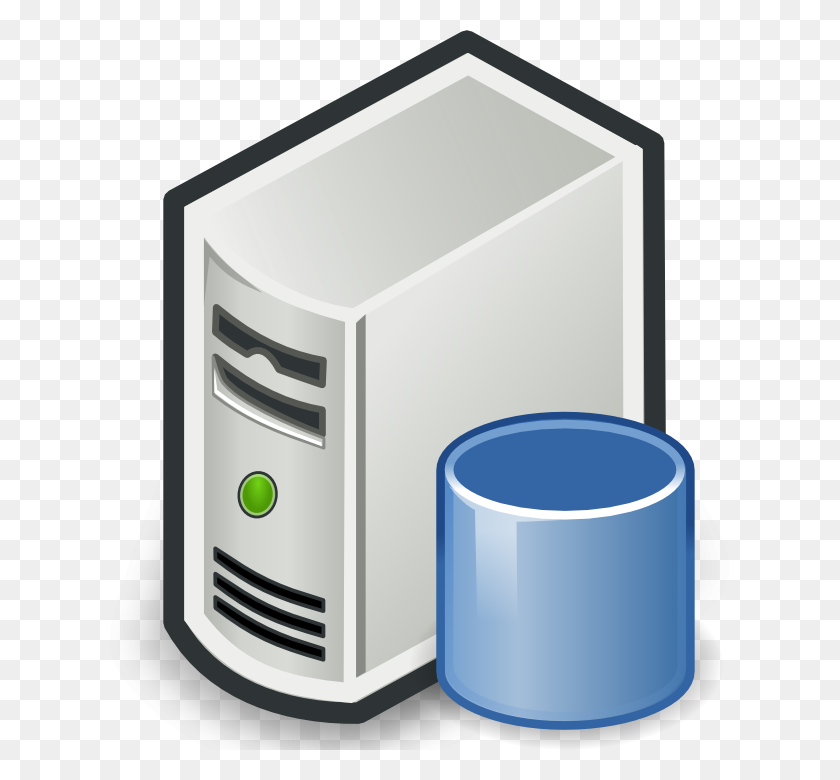Free Clipart Computer Server - Computer Clip Art Free