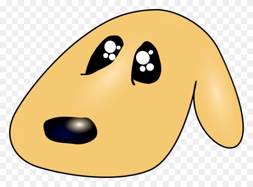 800x575 Free Clipart Cute Sad Dog Ericlemerdy - Sad Dog Clipart