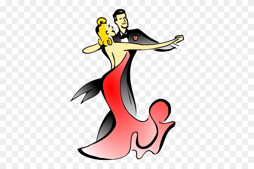 Free Clipart Dancing Couple Silhouette - Salsa Dance Clipart