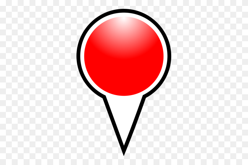 Free Clipart Drawing Pin - Pointer Clipart