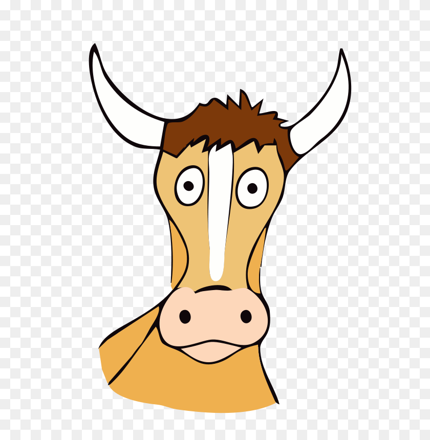 Free Clipart Drawn Cow Frankes - Cow Print Clipart