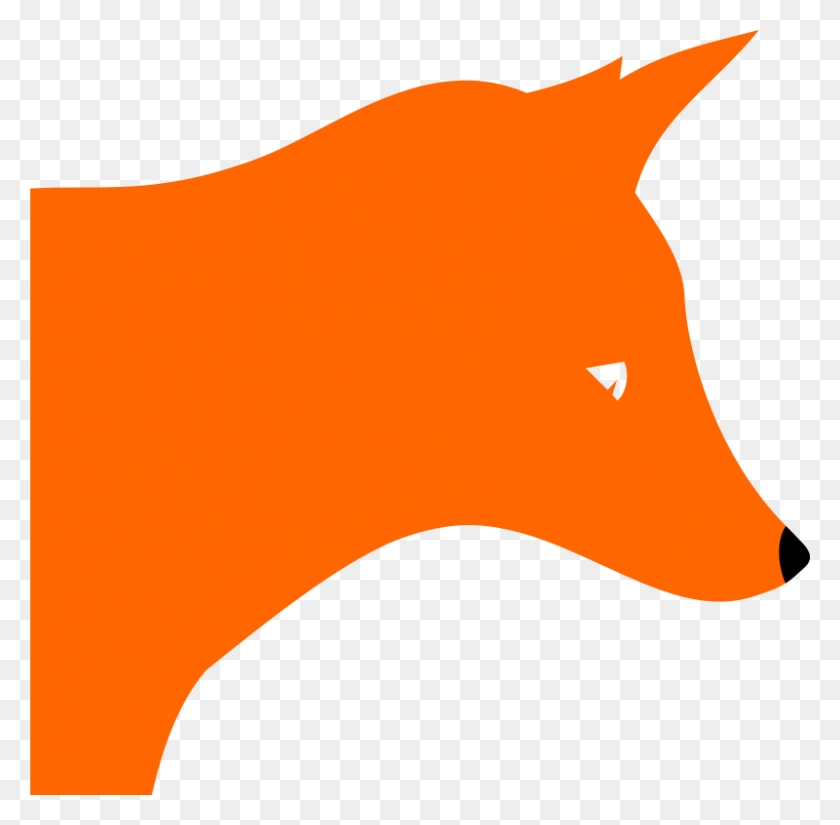 drawing red fox clip art transprent png - fox clipart PNG image with  transparent background | TOPpng