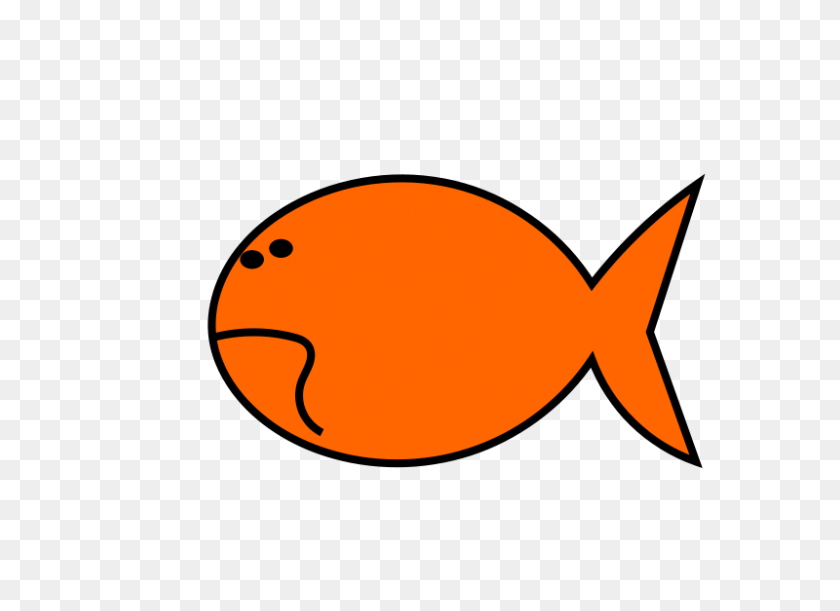 Free Clipart Goldfish Artbejo - Goldfish Clip Art