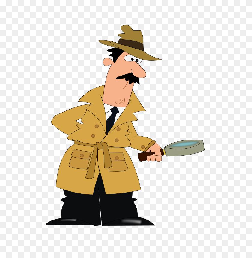 Free Clipart Inspector - Inspector Clipart