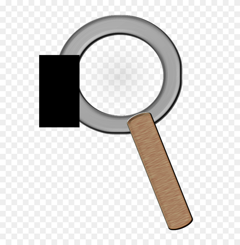 566x800 Free Clipart Lupa, Magnifier Vasco Soares - Lupa Clipart