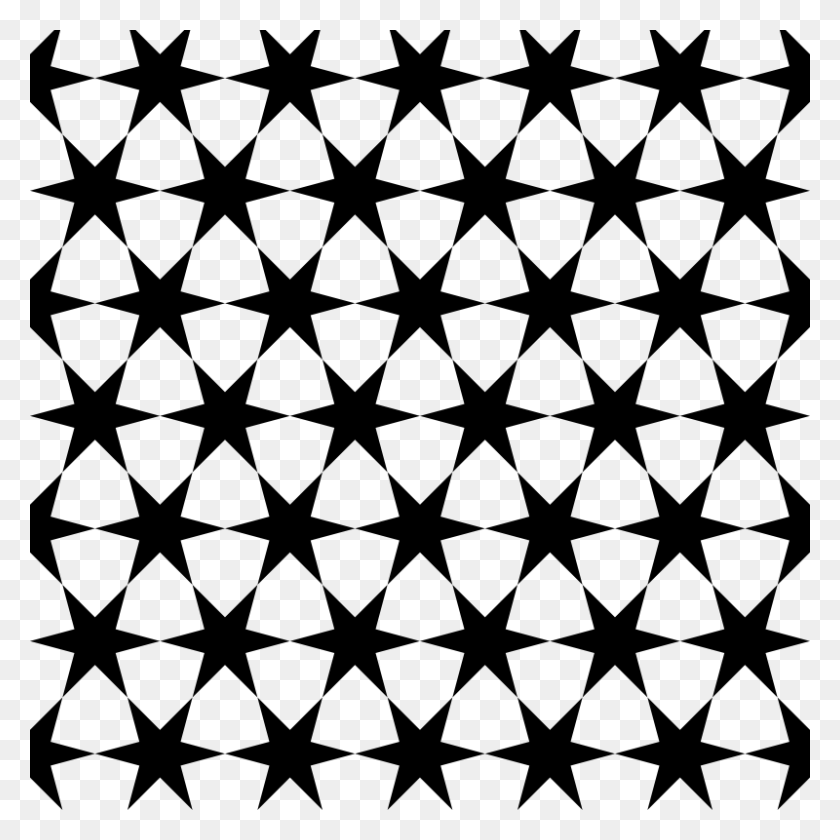 Free Clipart March Night Sky - March Clip Art Black And White