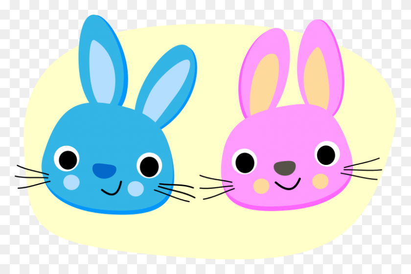 Free Clipart Rabbits - Free Rabbit Clipart