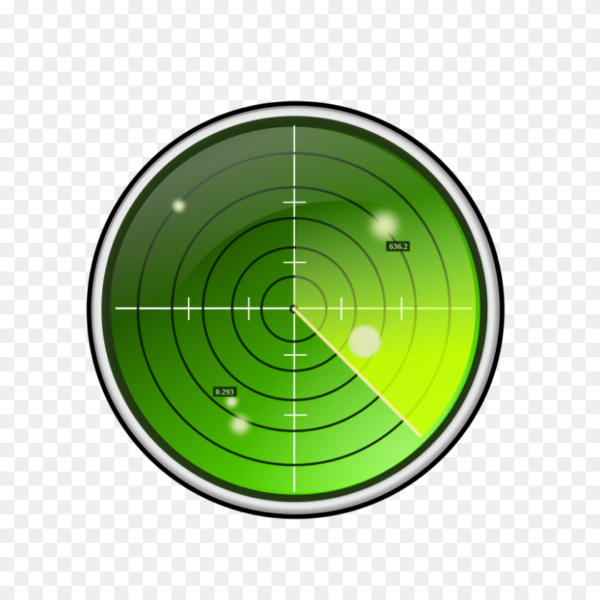 Free Clipart Radar Ricardomaia - Radar Clipart