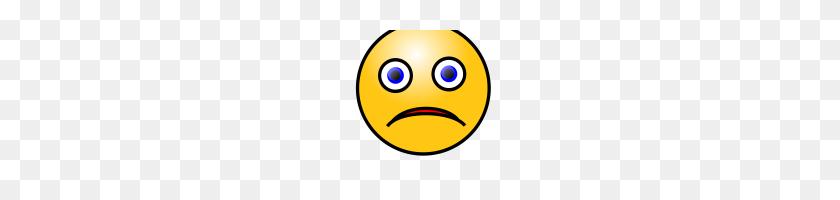 Free Clipart Sad Face Happy And Sad Face Clip Art - Unhappy Face Clipart