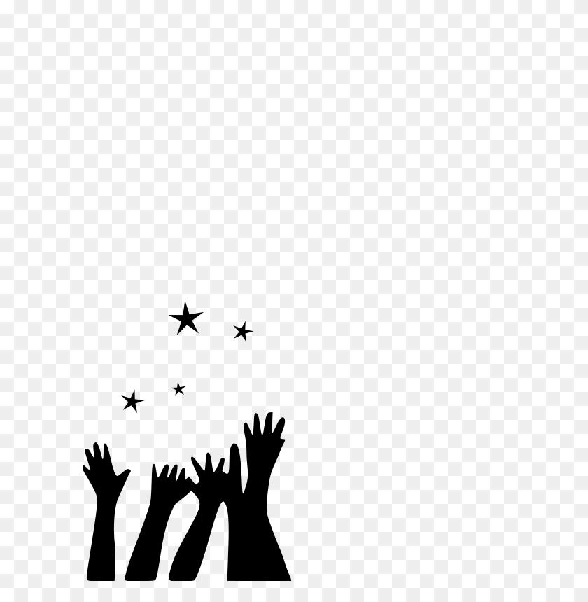 Free Clipart Small Reach For Stars Sunshineinpa - Reach Clipart