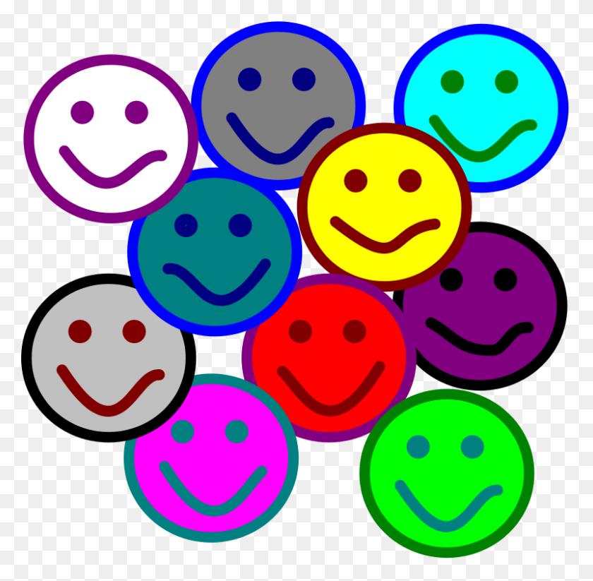 Free Clipart Smiles Mazeo - Smile Clip Art Free