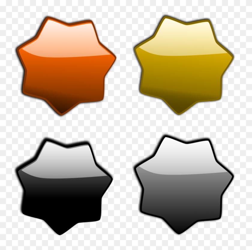Free Clipart Stars - Stars Clipart Transparent