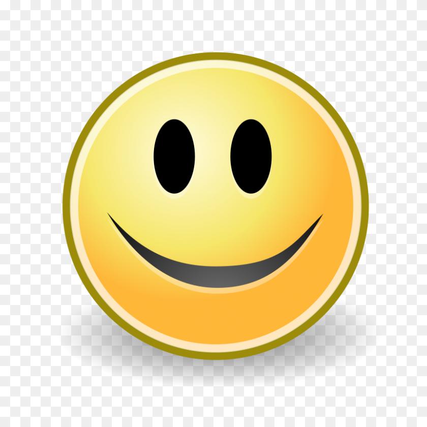 Free Clipart Tango Face Smile Warszawianka - Smile Clip Art Free