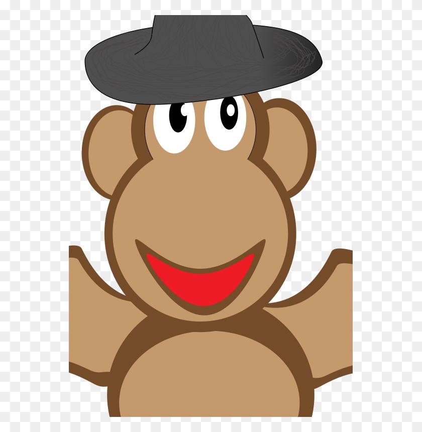 Free Clipart Wizard Monkey Demonrulerex - Wizard Clipart