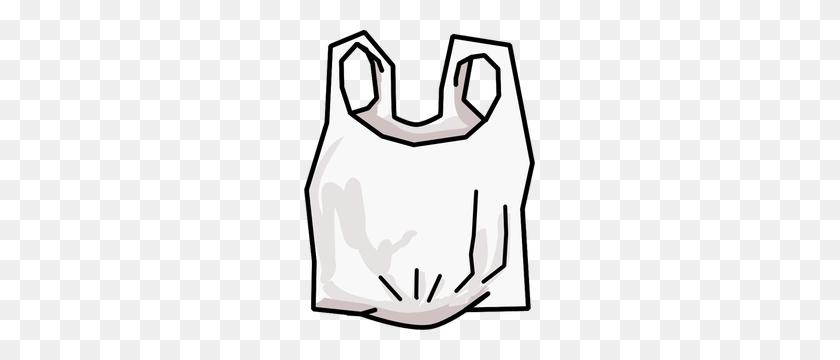 Free Cone Plastic Bag Vector - Plastic Bag PNG