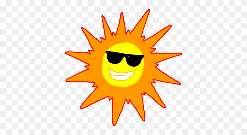 Free Cute Sun Clipart - Sun Clipart Cute