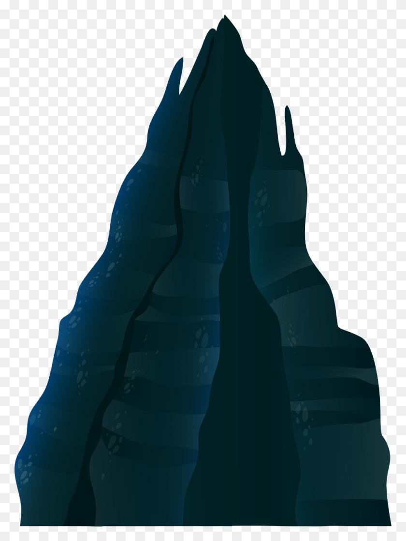 Free Dark Mountain Clip Art - Mountain Clip Art Images