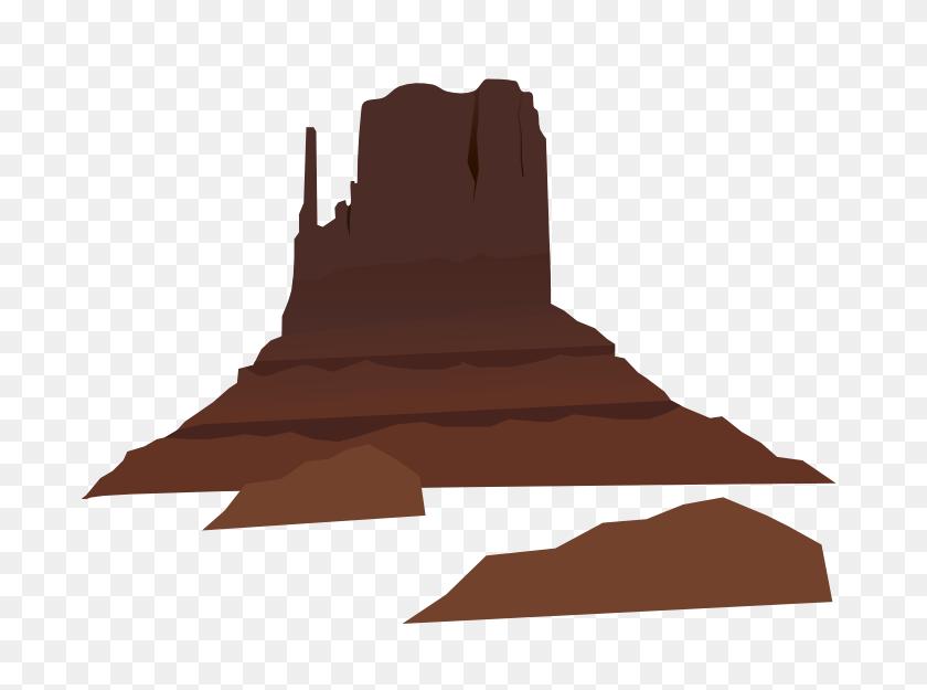 702x565 Free Desert Mountain Clip Art - Arizona Clipart