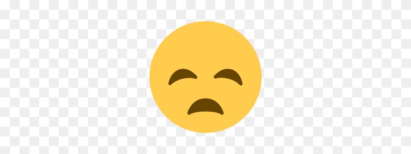 Free Disappointed, Face, Sad, Emoji Icon Download Png - Sad Emoji PNG