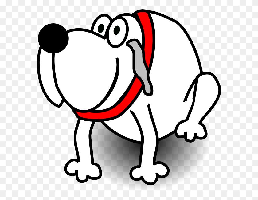 600x591 Free Dog Clipart - Sad Dog Clipart