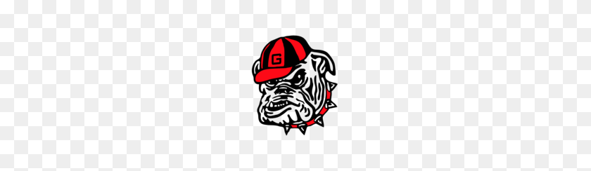 Free Download Of Georgia Bulldogs Vector Logo - Georgia Bulldogs PNG