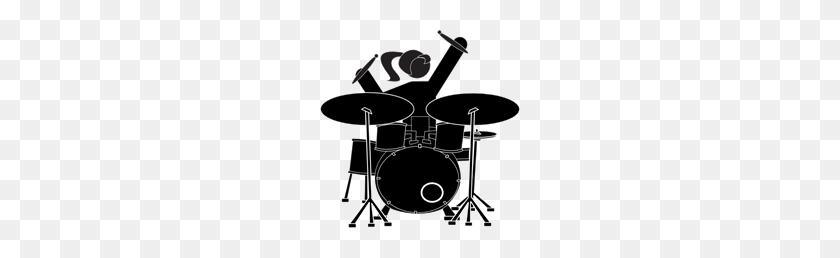 Free Drum Clipart Png, Drum Icons - Drum Set Clipart