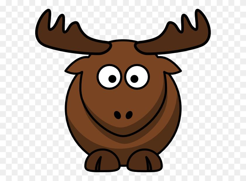 Free Elk Head Clipart - Elk Head Clip Art