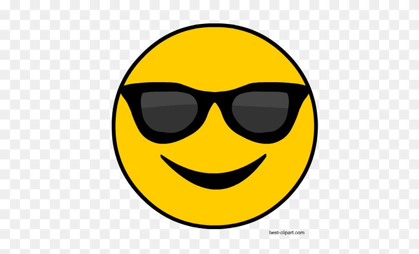 450x450 Free Emoji Clip Art - Cool Clipart Designs