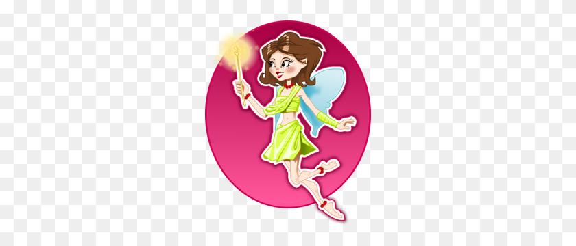 Free Fairy Vector Art - Pixie Dust Clipart