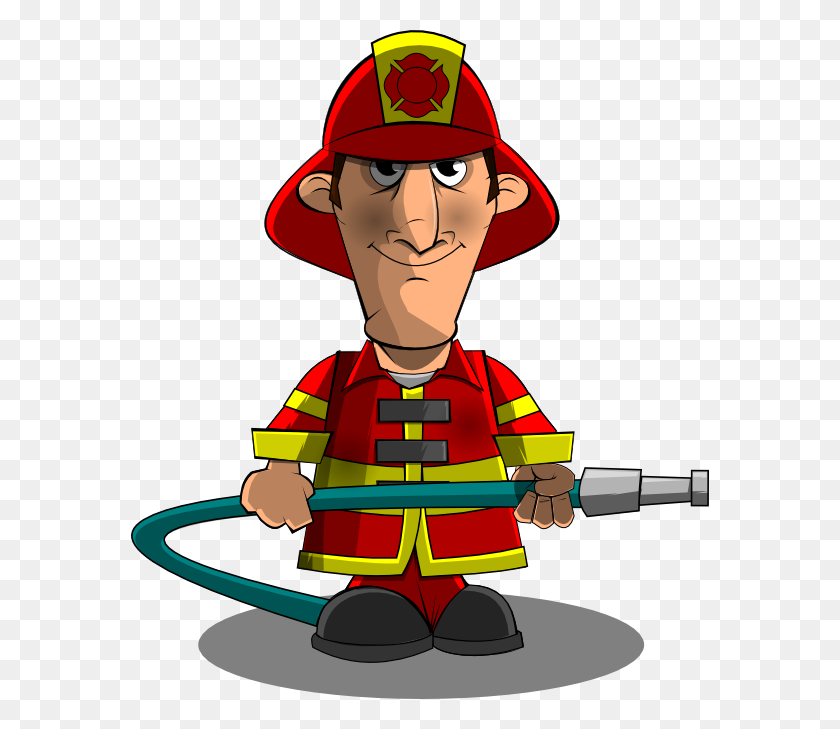 Free Firefighter Clipart Pictures - Memorial Day Border Clip Art